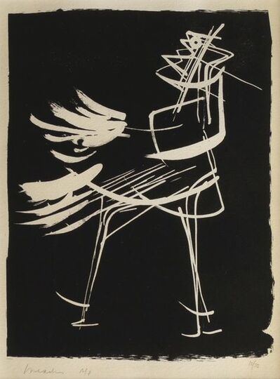 Bernard Meadows, 'Frightening Bird', 1962