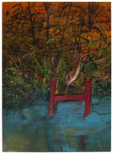 Gordon Rayner, 'Red Dock at Dawn', 1991