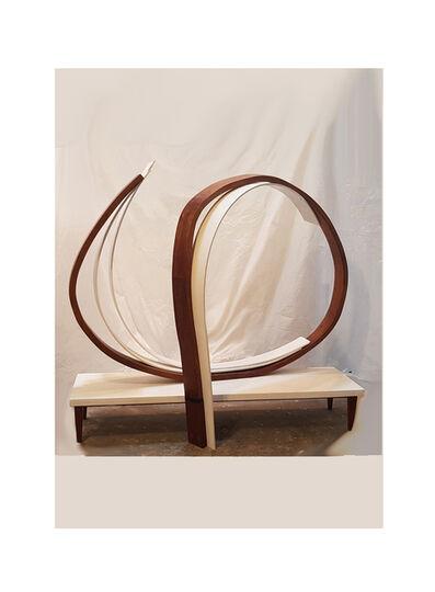 Natalia Abot Glenz, 'Dibujo de madera', 2019