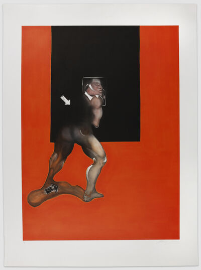 Francis Bacon, 'Study from the Human Body', 1987