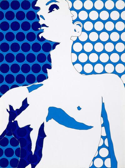 Werner Berges, 'Brustbild', 1969