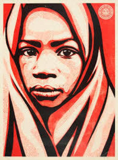 Shepard Fairey (OBEY), 'Blanket', 2009