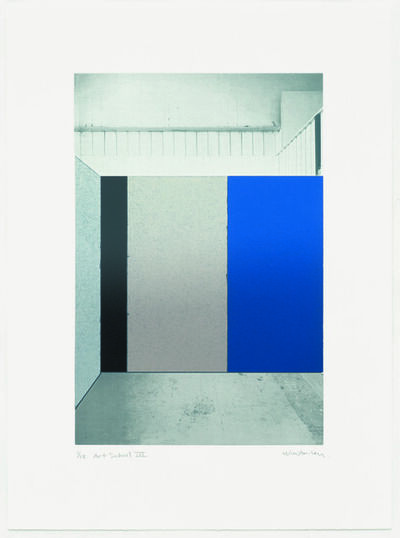 Paul Winstanley, 'Art School III', 2016