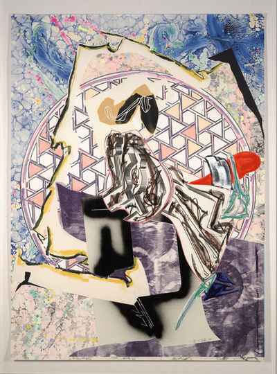 Frank Stella, 'The Great Heidelburgh Tun from The Waves', 1988