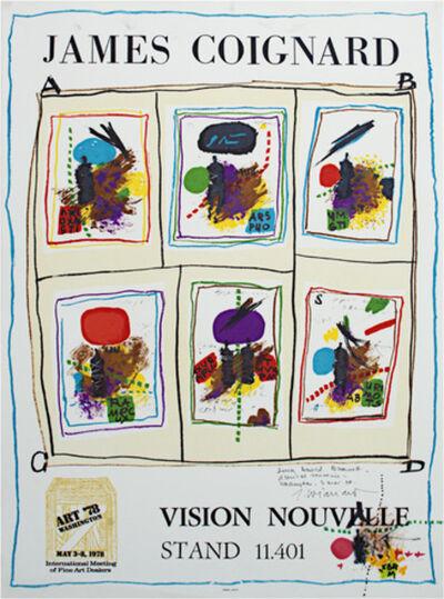 James Coignard, 'James Coignard-Vision Nouvelle', 1978