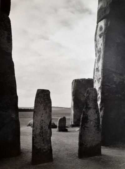 Paul Caponigro, 'Stonehenge, Wiltshire, England', 1972