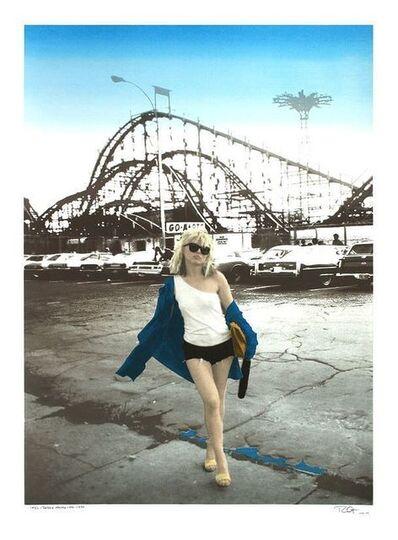Bob Gruen, 'Blondie', 2014