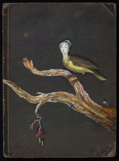 Jenny Abell, 'Book Cover No. 185'