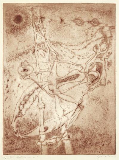 André Masson, 'Le génie de l'espèce', 1942