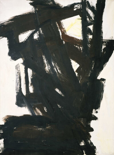 Franz Kline, 'Probst I', 1960