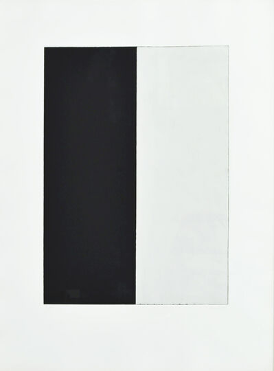 Brice Marden, 'Untitled from Five Plates', 1973