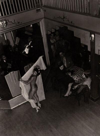 Aaron Siskind, 'Harlem Dancer'