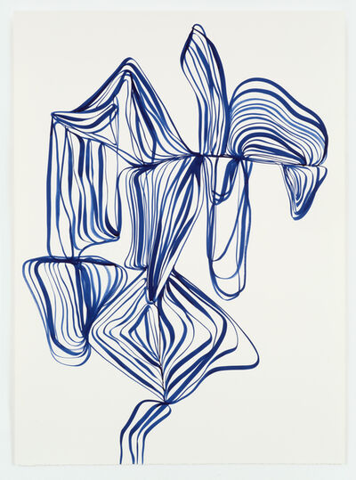 Tanya Ling, 'Line Painting (02891)', 2015