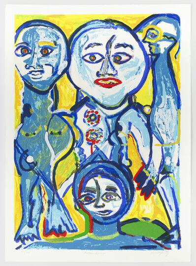 Herbert Gentry, 'Today and Tomorrow (Auteur de Moi)', 1983