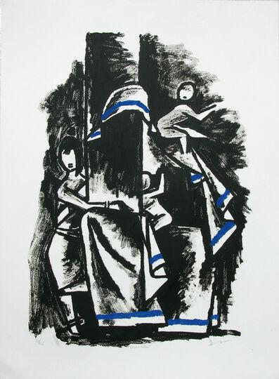 M. F. Husain, 'Eternal Mother - II', 2003