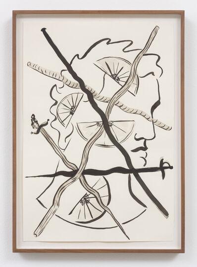 Michael Dopp, 'Janus (Lemons)', 2017