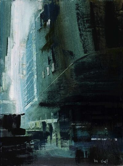 William Wray, 'HK Alley', 2012
