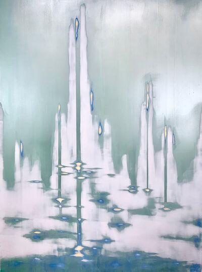 Audra Weaser, 'Sacred Sea', 2021