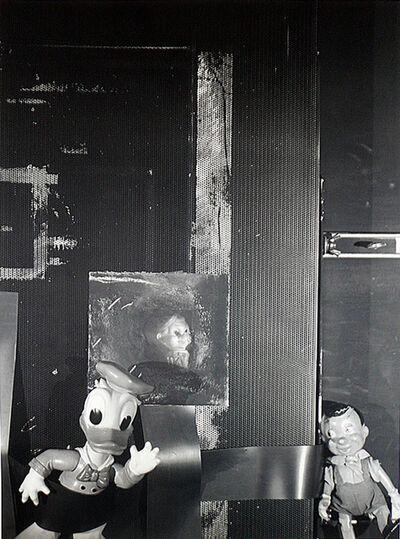 Jim Dine, 'Greetings', 1998