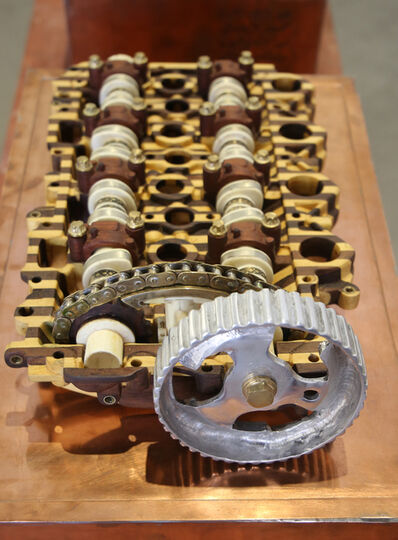 Eric Van Hove, 'Untitled (Peugeot-Citroën HDI Diesel Camshaft Housing & Rocker Assembly)', 2014