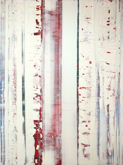 Greg Ragland, 'Parallel Layers 7, Red', 2018