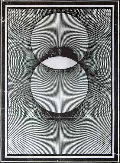 Gwenaël Rattke, 'Projections II (black & white)', 2012