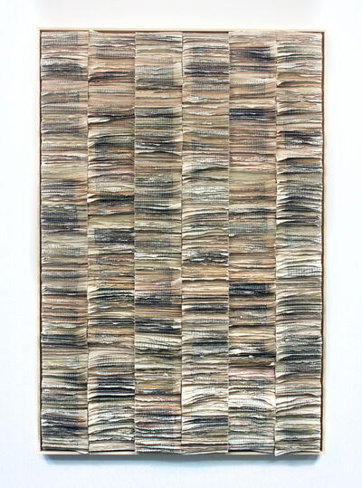 Jessica Drenk, 'Spine: Triptych', 2016