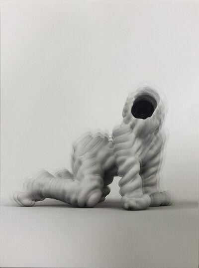 Kohei Nawa, 'trans-speaking-enlarge', 2014