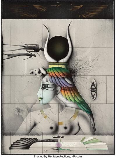 Paul Wunderlich, 'Aida, from the Metropolitan Opera Fine Art portfolio', 1978