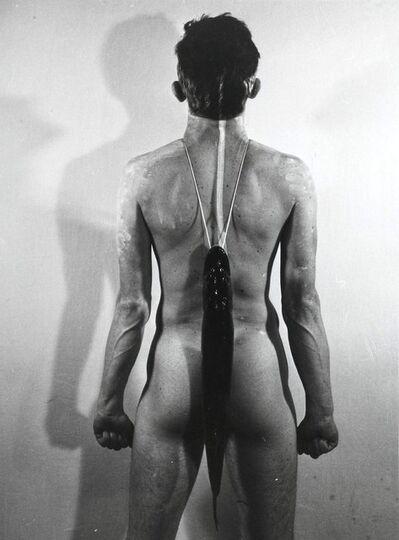 Rudolf Schwarzkogler, '3 Aktion'