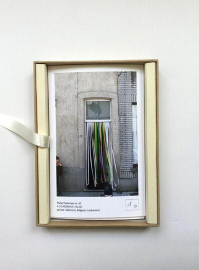 Stijn Van Dorpe, 'Van Dorpe / Cottin / Cadere ', 2018