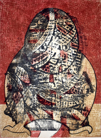 Max Ernst, 'Owl | Hibou', 1955