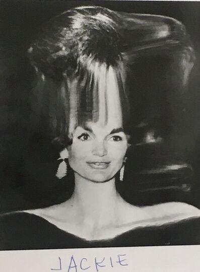 Weegee, 'Jackie Kennedy', 1962