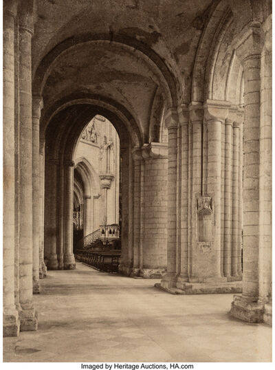 Frederick Henry Evans, 'Ely Cathedral', circa 1900