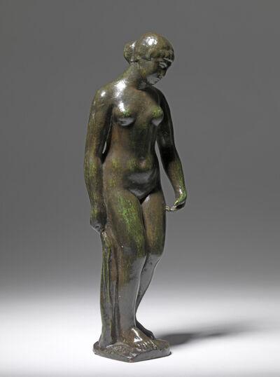 Aristide Maillol, 'Standing Bather', 1910