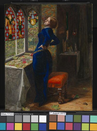 Sir John Everett Millais, 'Mariana', 1851