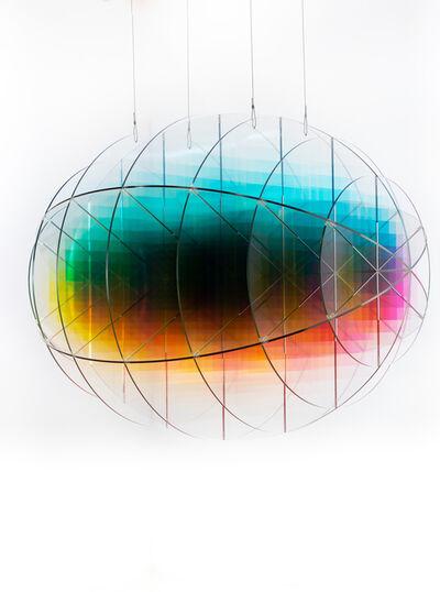Felipe Pantone, 'Subtractive Variability Dimensional 4', 2020