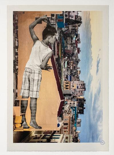 JR, 'GIANTS, Alain, April 13, 08.22 p.m., Havana, Cuba, 2019', 2019