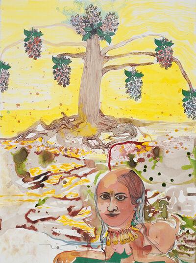 Rina Banerjee, 'The tree flowered', 2012