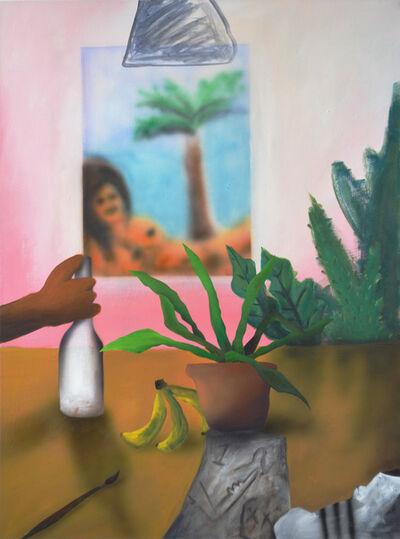 Geetha Thurairajah, 'Drink up 'cause Tahiti ain't free', 2016