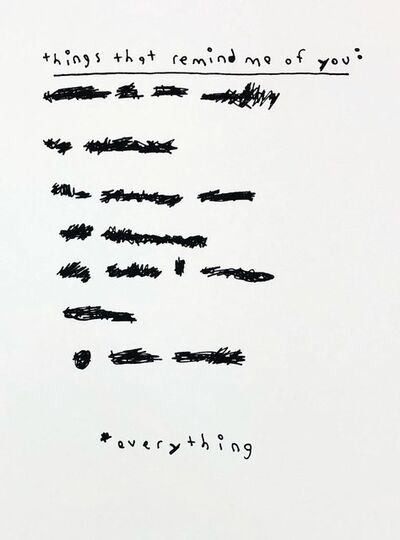 Wrabel, 'Everything Reminds Me Of You', 2019