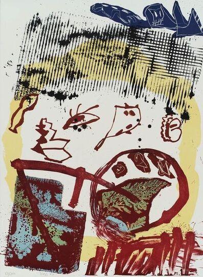 Jan Voss, 'JV21', 1987