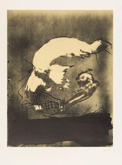 Antoni Tàpies, 'Profil', 1982