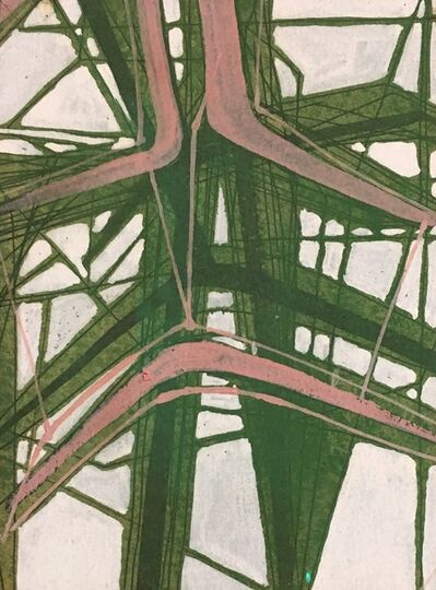 Jimmy Ernst, 'Untitled Diptych', ca. 1960