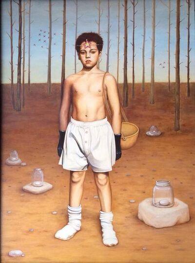 Chikako Okada, 'Delivery Boy', 1998-2015