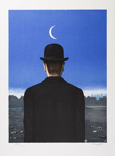 René Magritte, 'Le Maître d'École', 2010