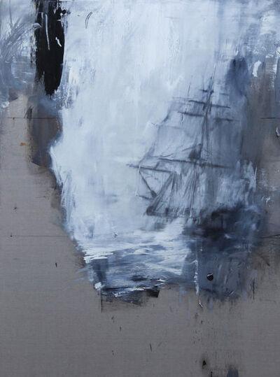 Jake Wood-Evans, 'Black and White Seascape ', 2018