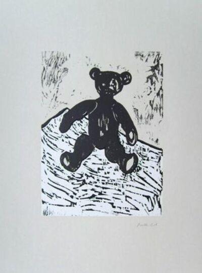 Stephan Balkenhol, 'Teddy', 2004