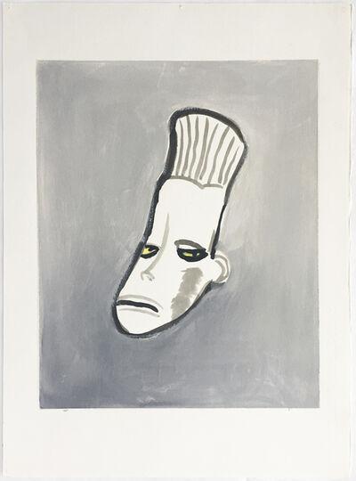 Ansel Krut, 'Yellow Eyes', 2004