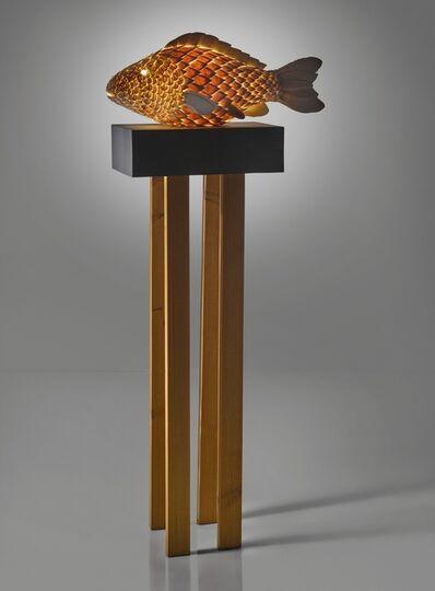 "Frank Gehry, '""Fish"" Lamp', circa 1985"